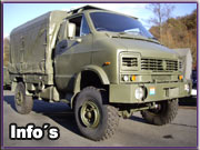 Army-Trucks Reynolds RB44 LKW