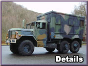 Military-Truck AM General M109A4