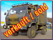Army-Truck VW-MAN 8.136 FAE